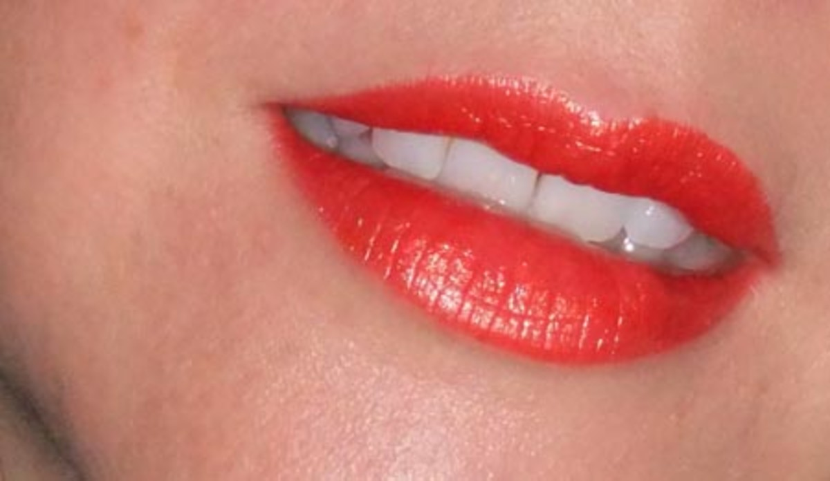 L'Oreal Paris Color Riche Intense Color in Orange Fever