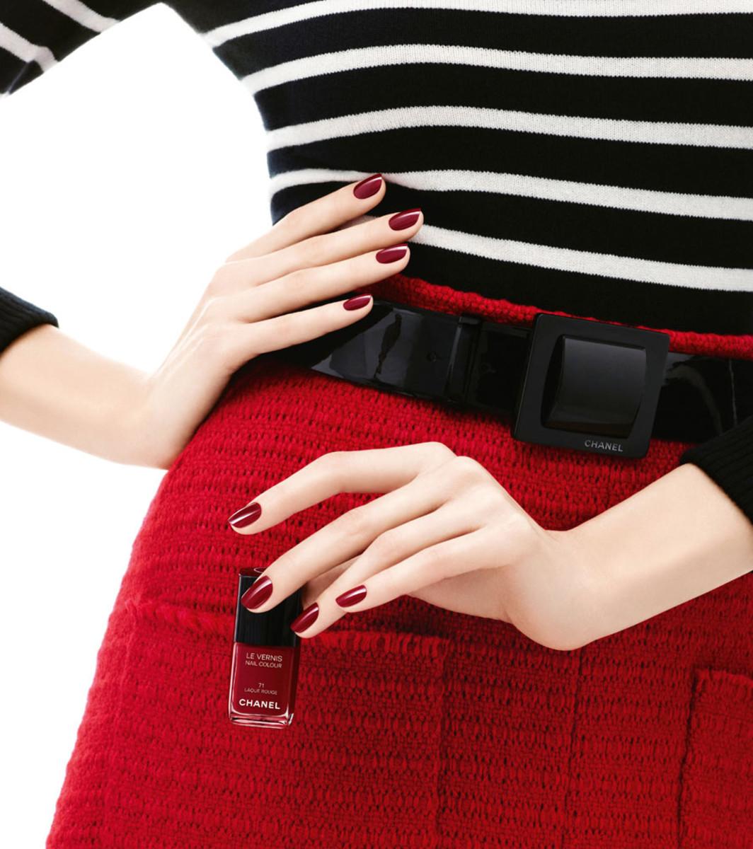 Chanel-Les-Rouges-Culte-Fall-2014_Chanel Le Vernis