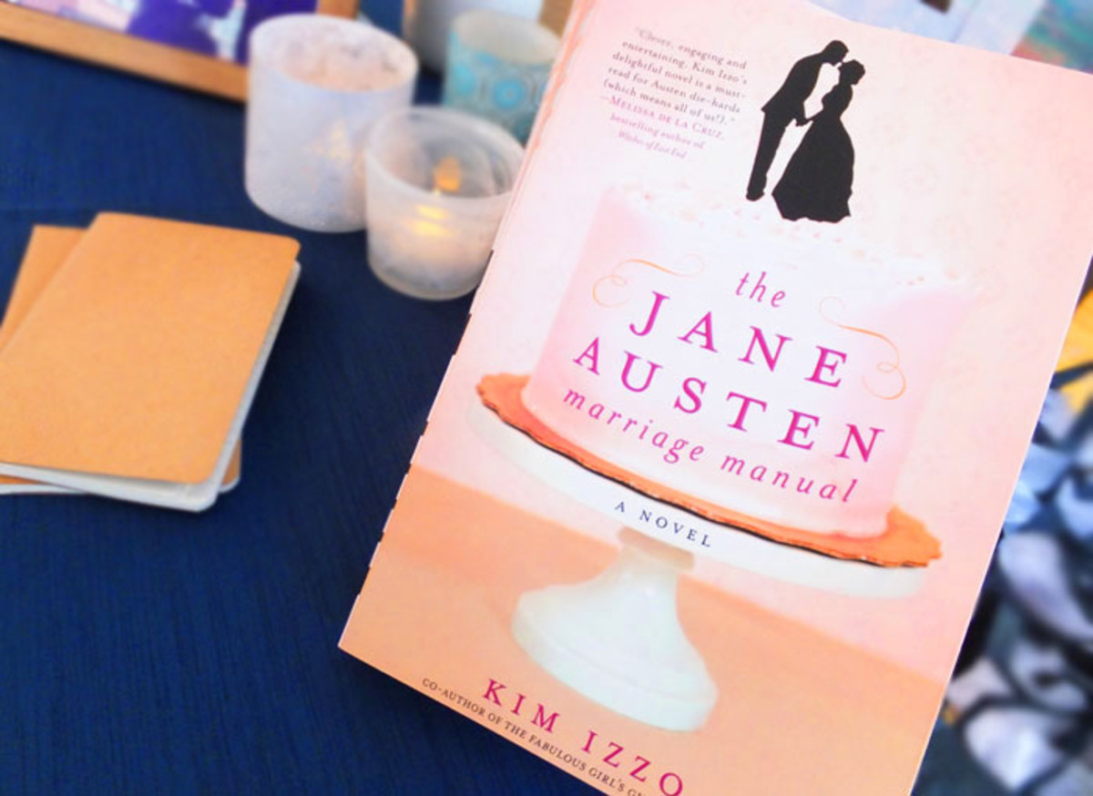20_The Jane Austen Marriage Manual_Kim Izzo_Indigo Books