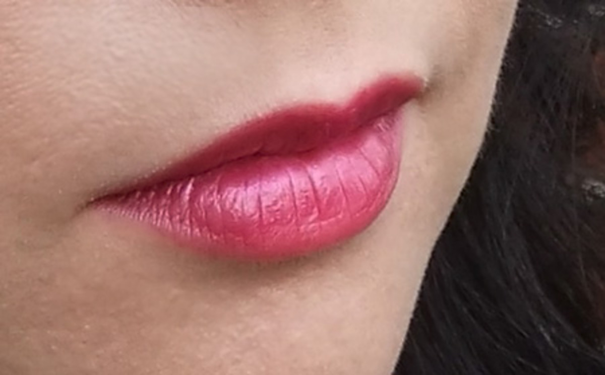Stila Raspberry Crush Lip & Cheek Stain