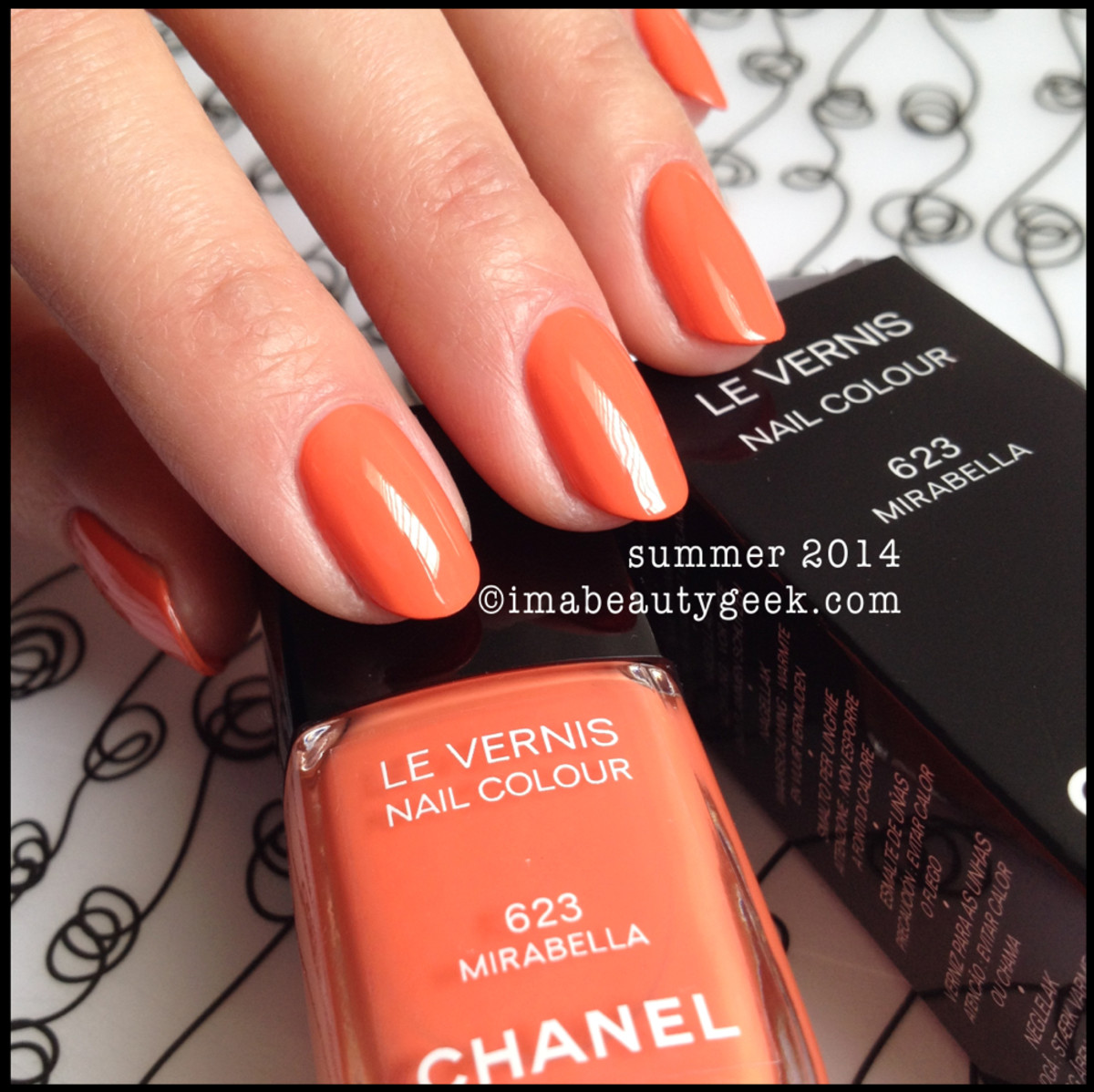 Chanel Mirabella 623 Summer 2014