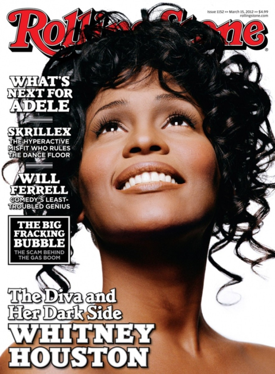 Whitney Houston_Rolling Stone cover