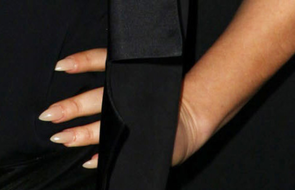 Fergie's nails
