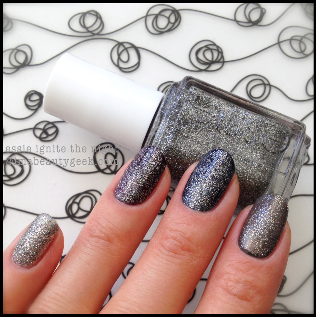 Essie Ignite the Night Encrusted Treasures Collection 2013