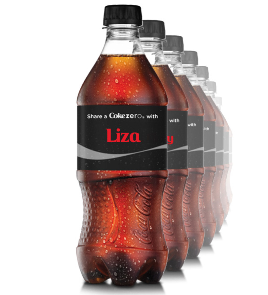 personalized coke labels_share a coke with Liza