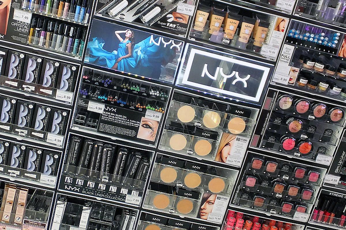 Rexall Drugstore Makeover_NYX Cosmetics