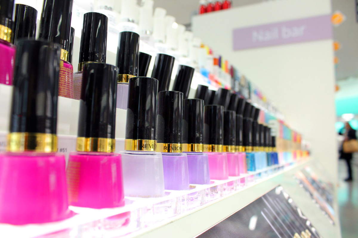 new rexall drugstore_the nail bar
