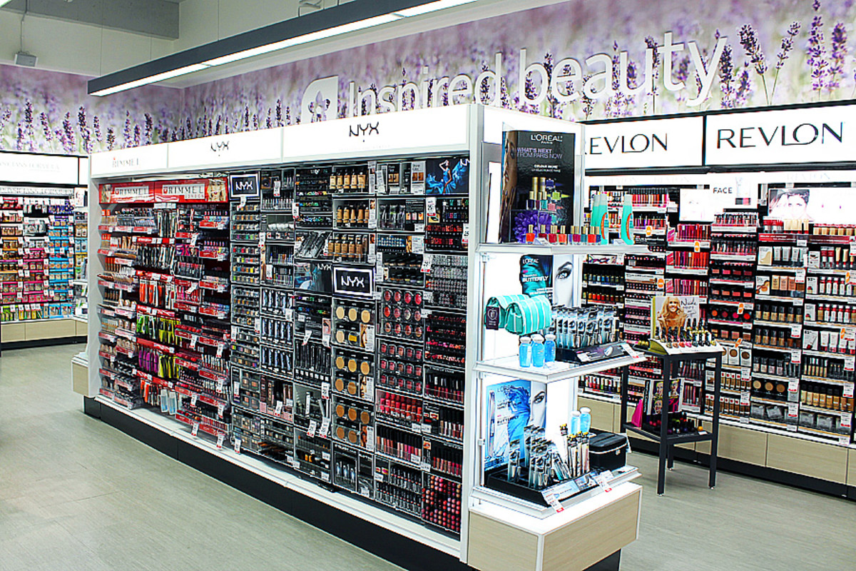 new rexall drugstore_beauty department at Queen & University