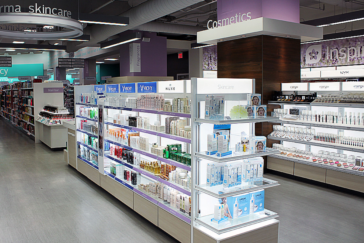 The new Rexall Drugstore makeover_Queen & University store