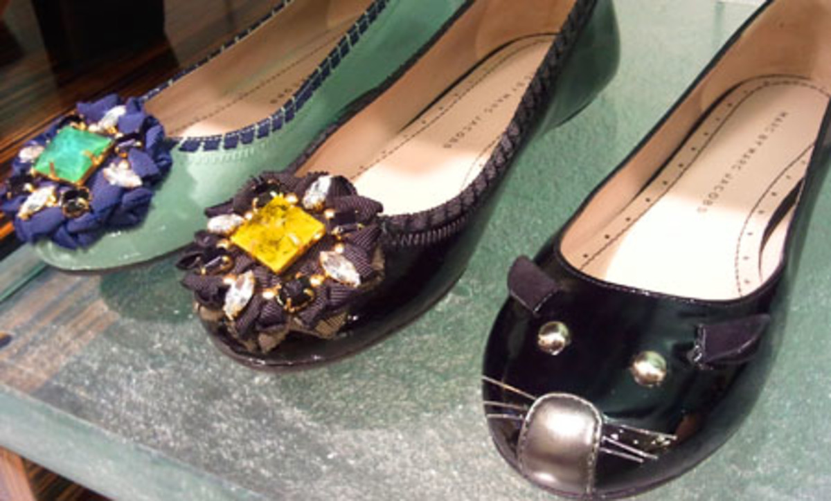 Marc by Marc Jacobs Spring 2011 Flats_Browns.jpg