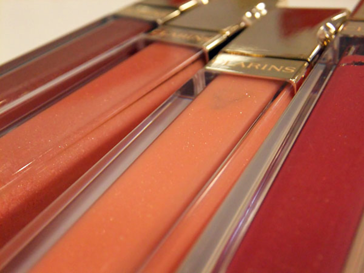 Clarins Gloss Prodige Intense Colour & Shine Lip Gloss_February 2012