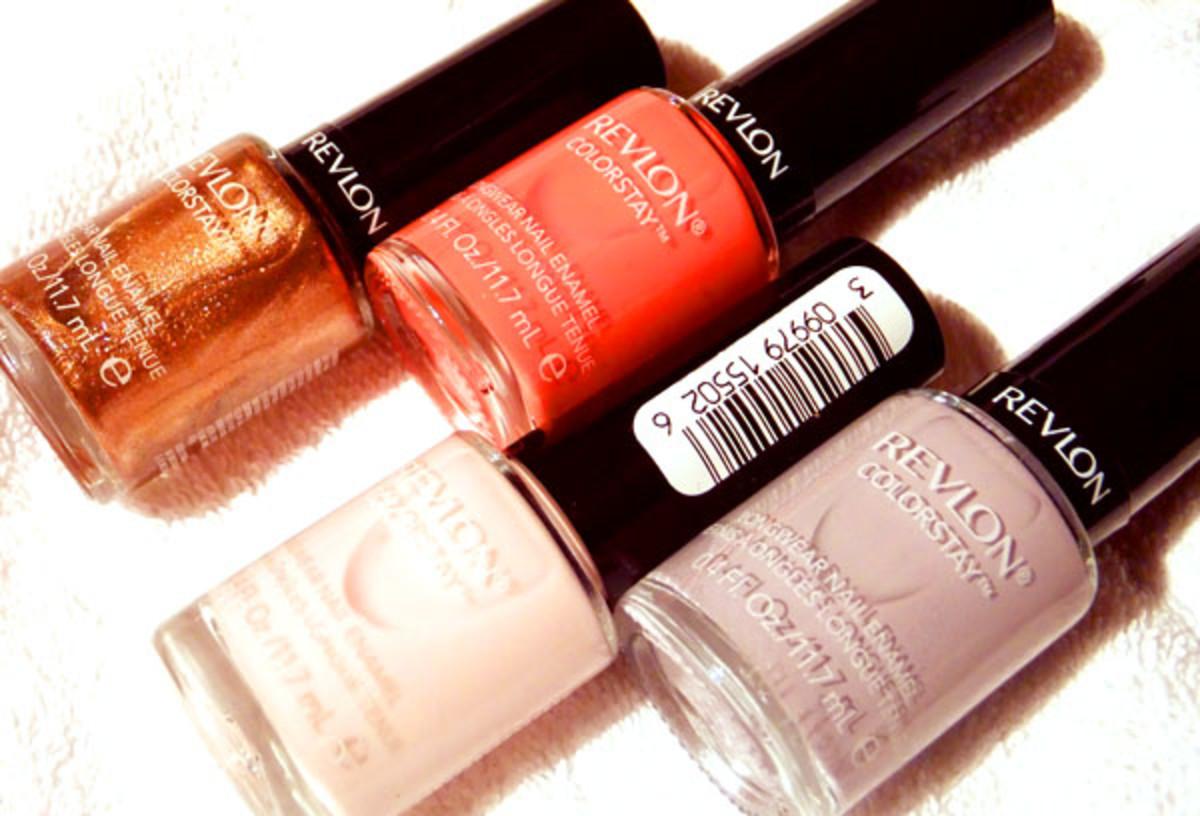 Revlon Colorstay Longwear Nail Enamel in Fall Mood_Pale Cashmere_Marmalade_and Provence_BEAUTYGEEKS_imabeautygeek.com.jpg