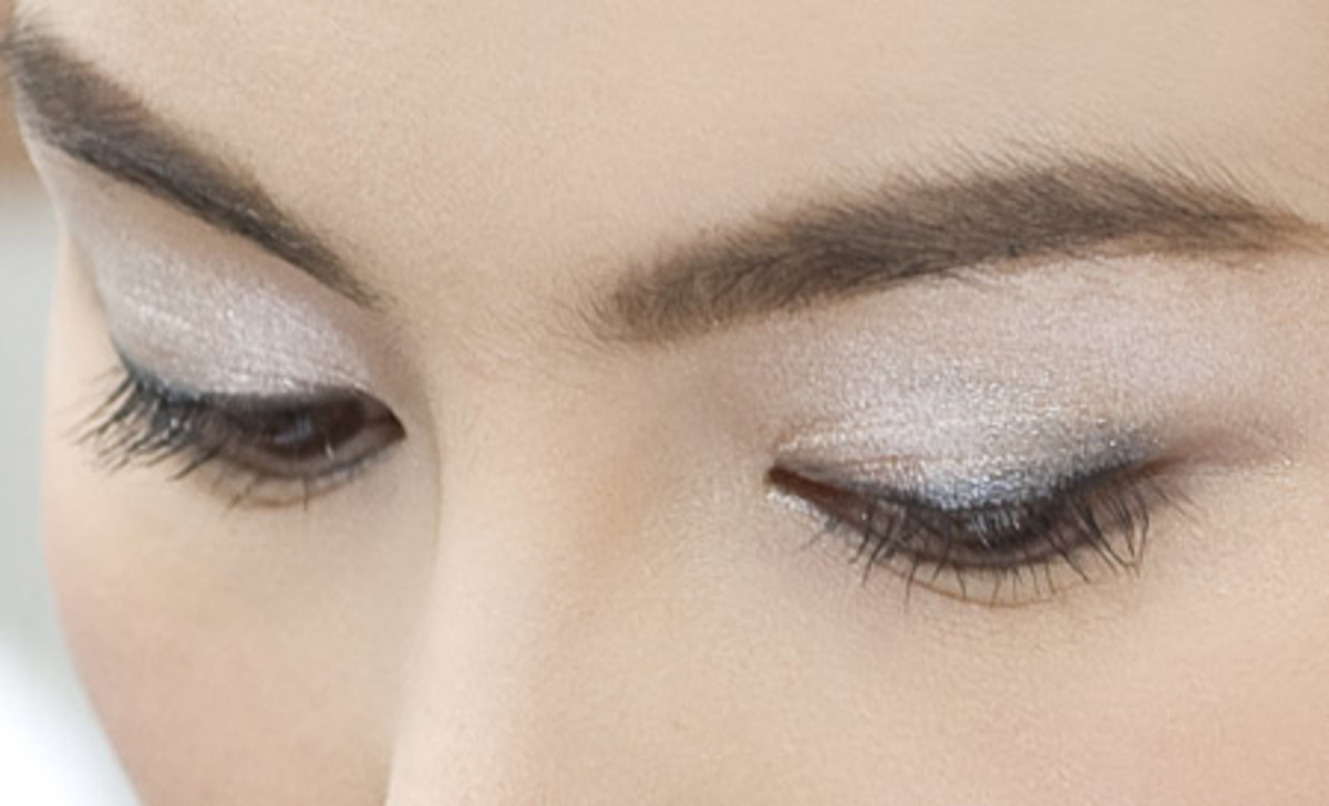 Chanel 2012 makeup_eyes