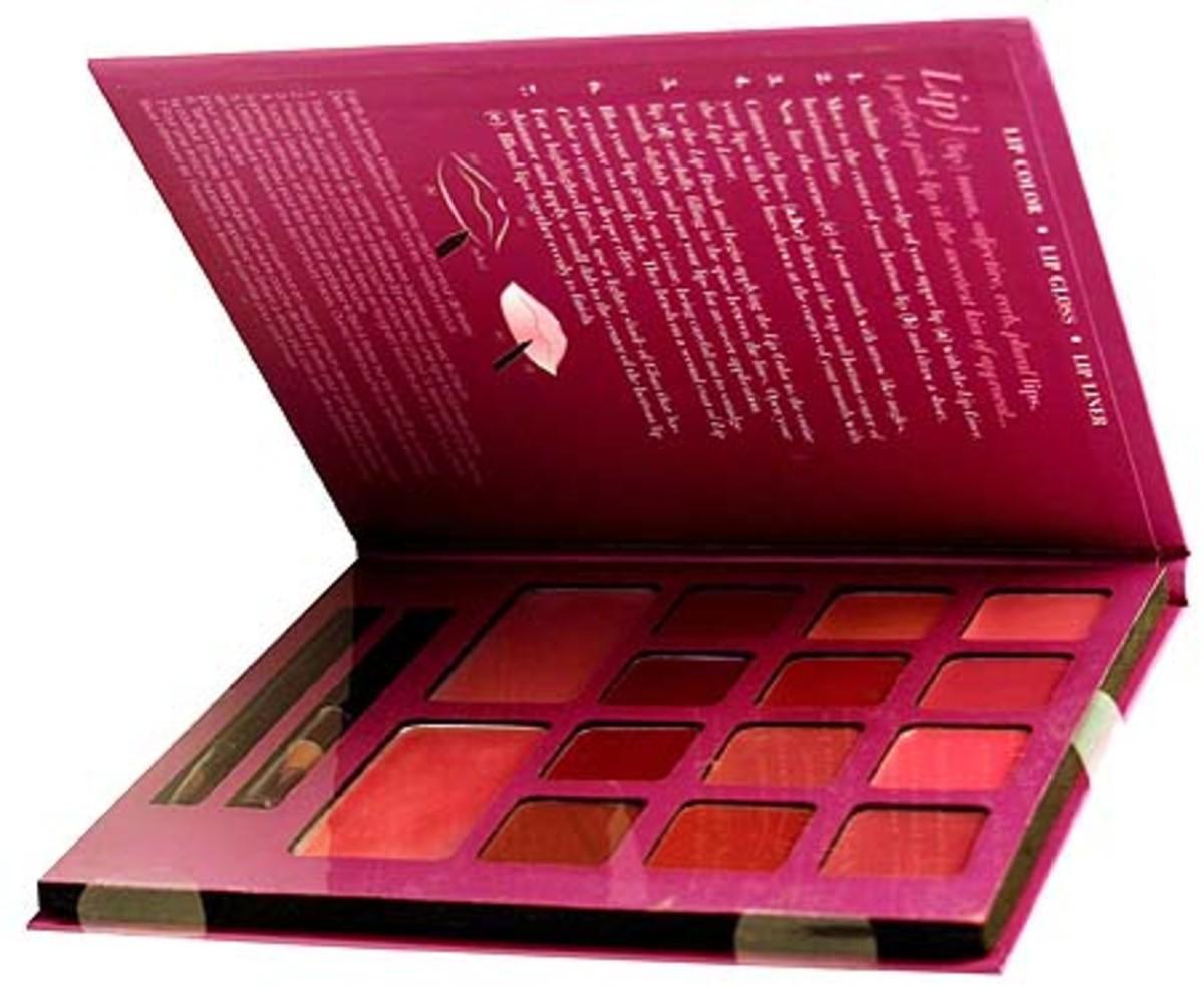 E.L.F. Lips Beauty Encyclopedia_$10.99