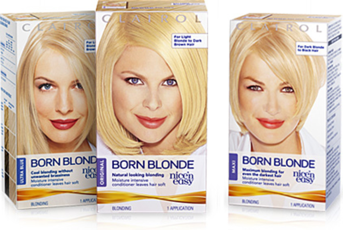 diy ombre coloured hair_blonding kits