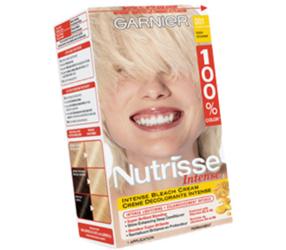 diy ombre color-treated hair_blonding kit
