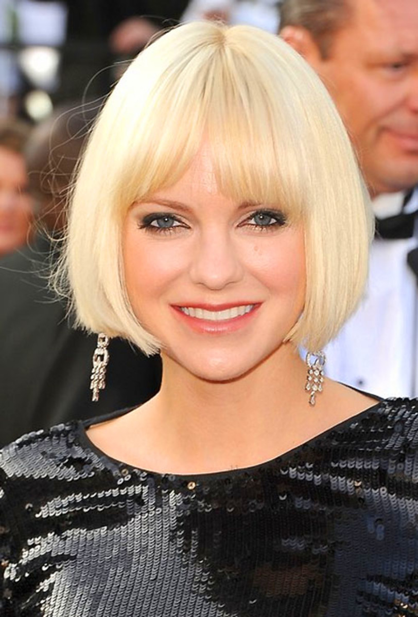 Anna Faris_2012 Academy Awards