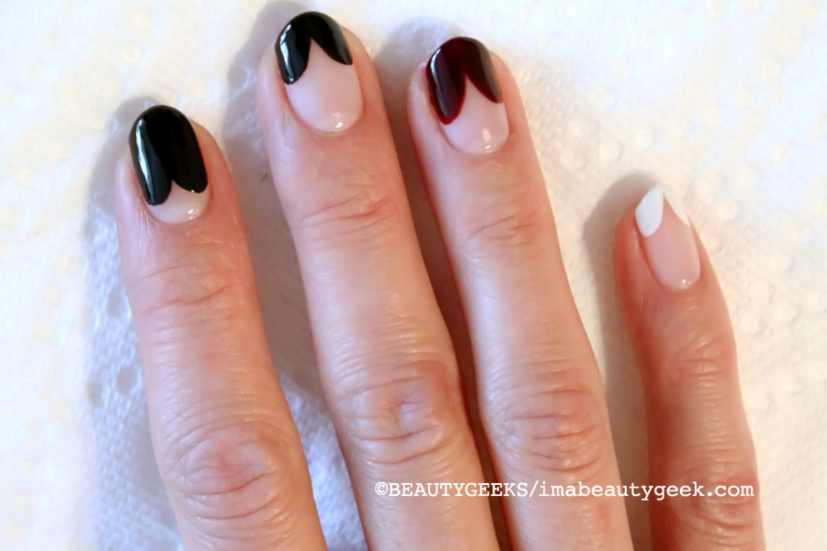 the scalloped manicure_the tulip manicure_the sweetheart manicure