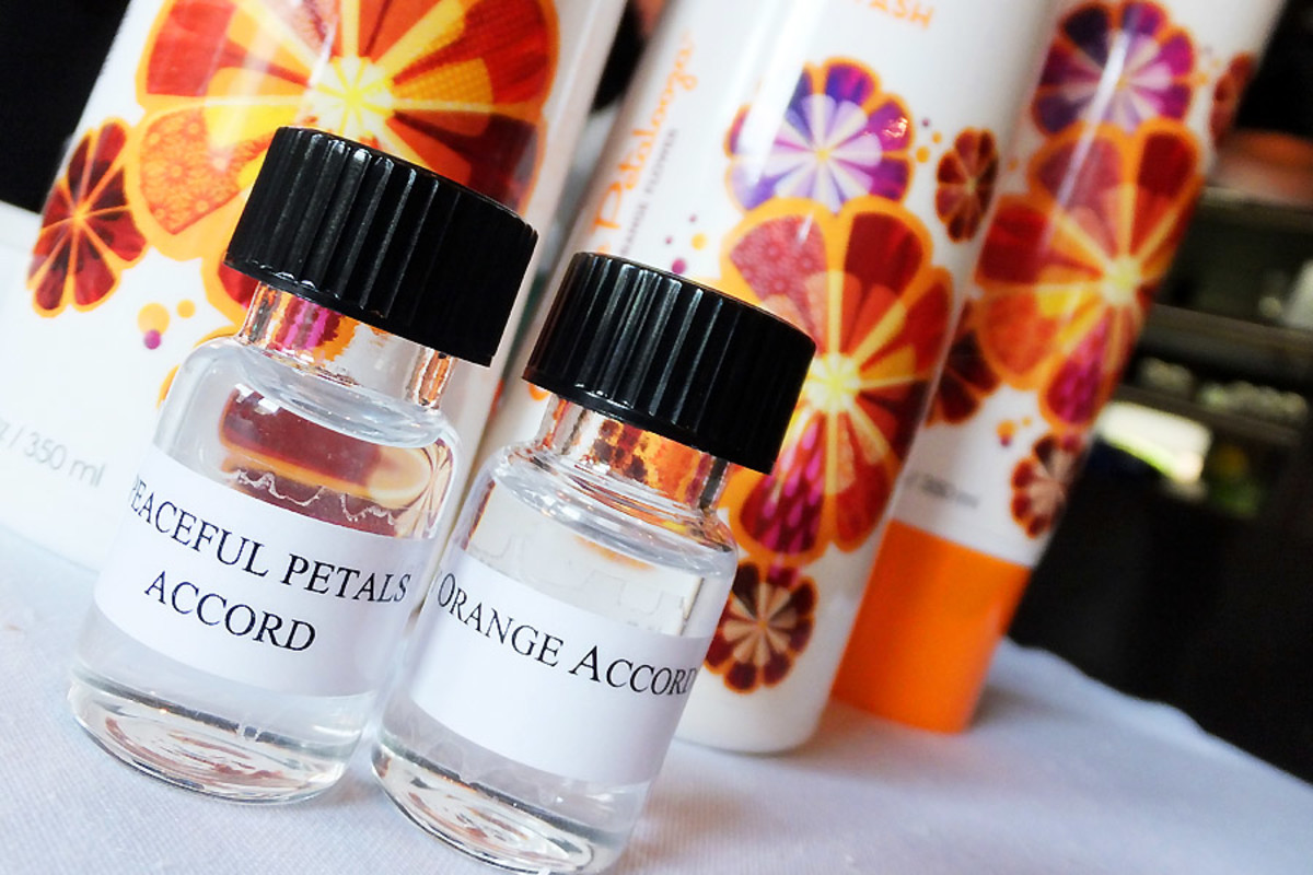 gud Orange Petalooza scent notes