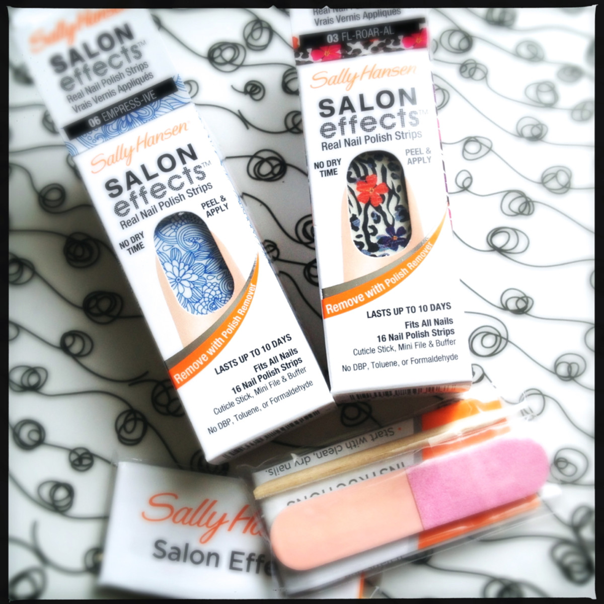 Sally Hansen Salon Effects Strips