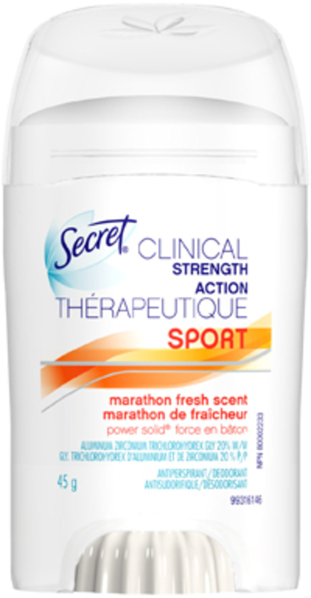 Secret Clinical Sport Marathon Fresh