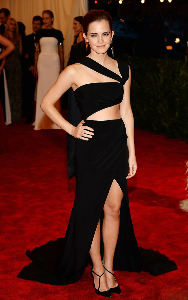 Emma Watson_full-length_Met Ball 2013