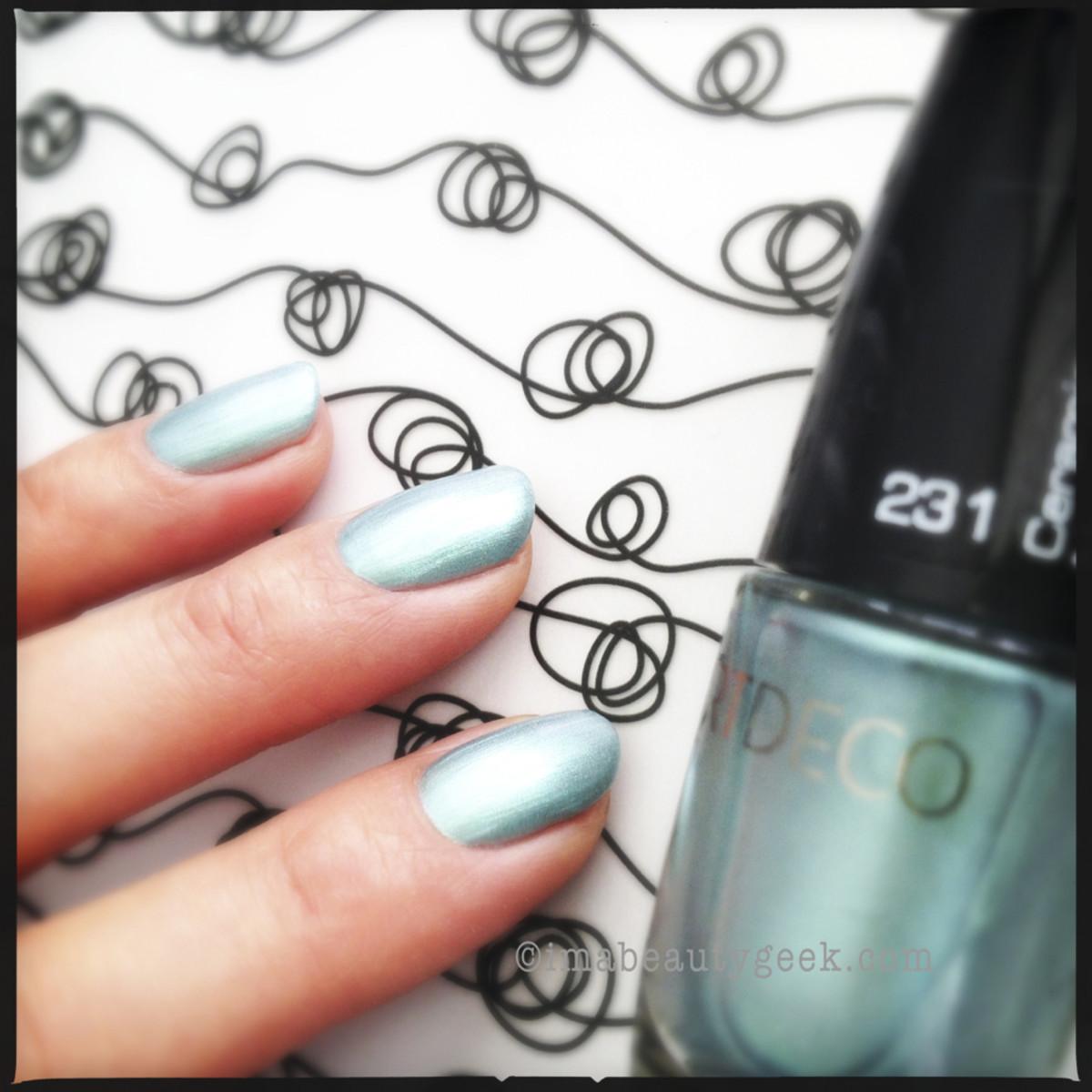 ARTDECO 231 Cosmopolitan Green