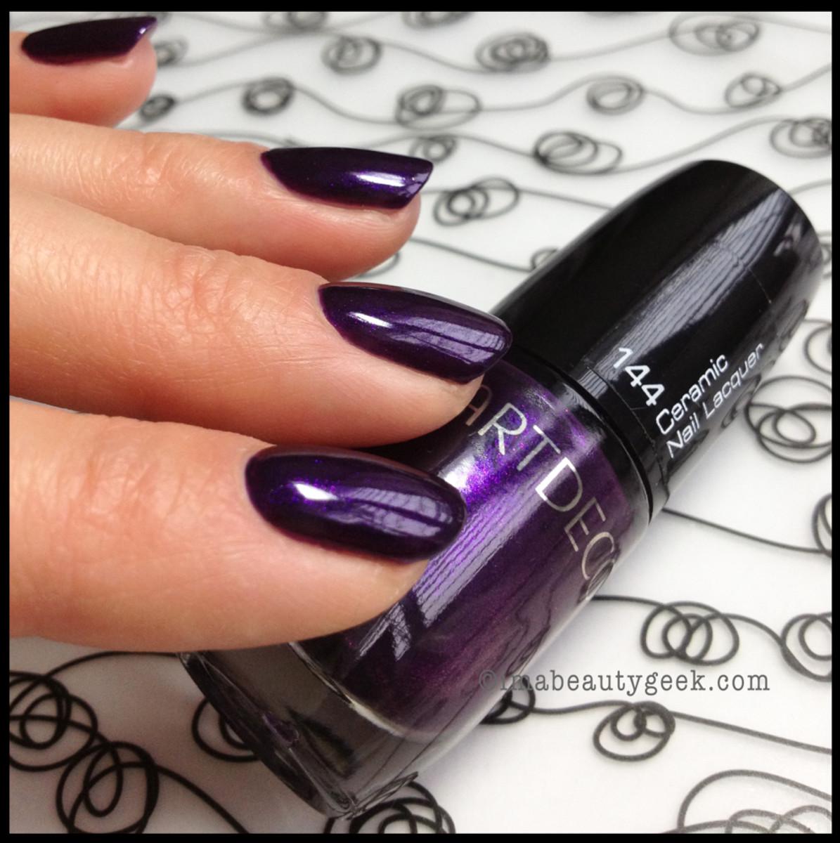 ARTDECO 144 Pearly Crystal Lilac