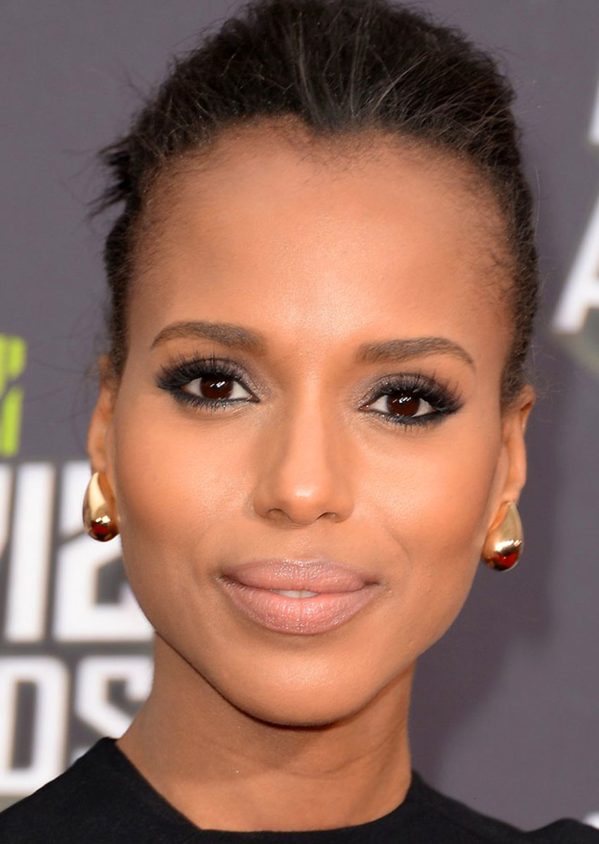 Kerry Washington: tightlining and lining