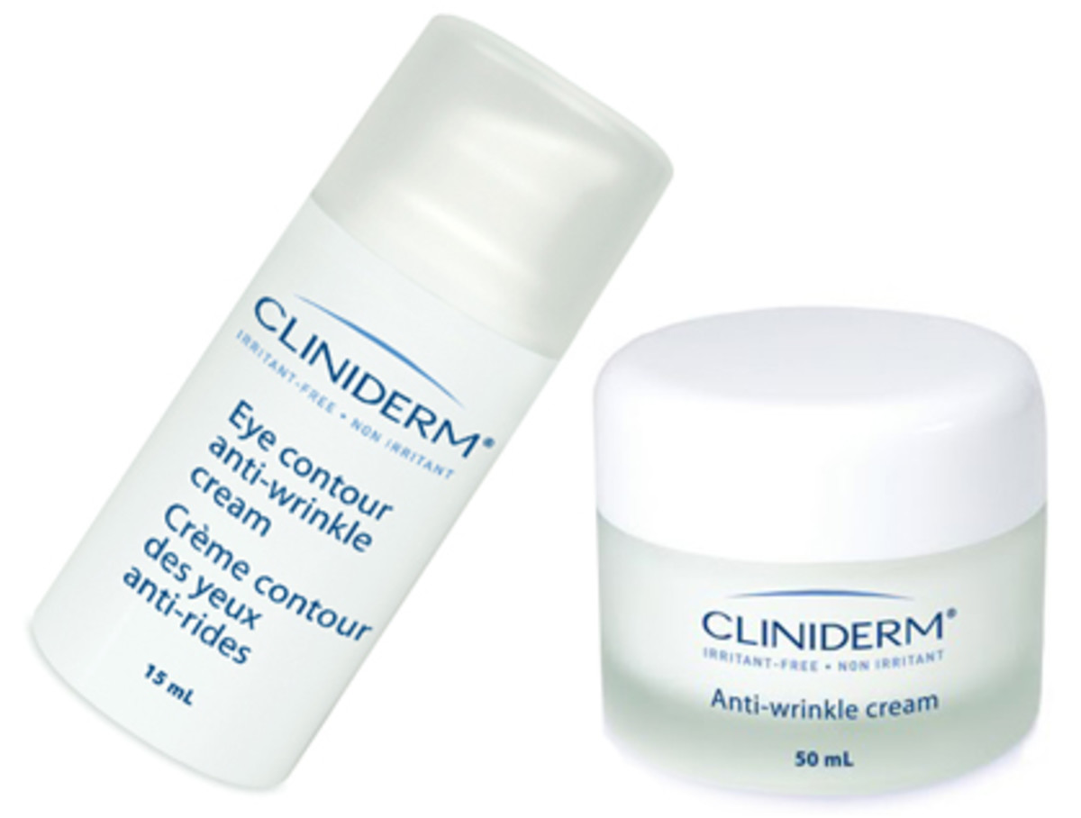 Cliniderm Anti-Wrinkle care