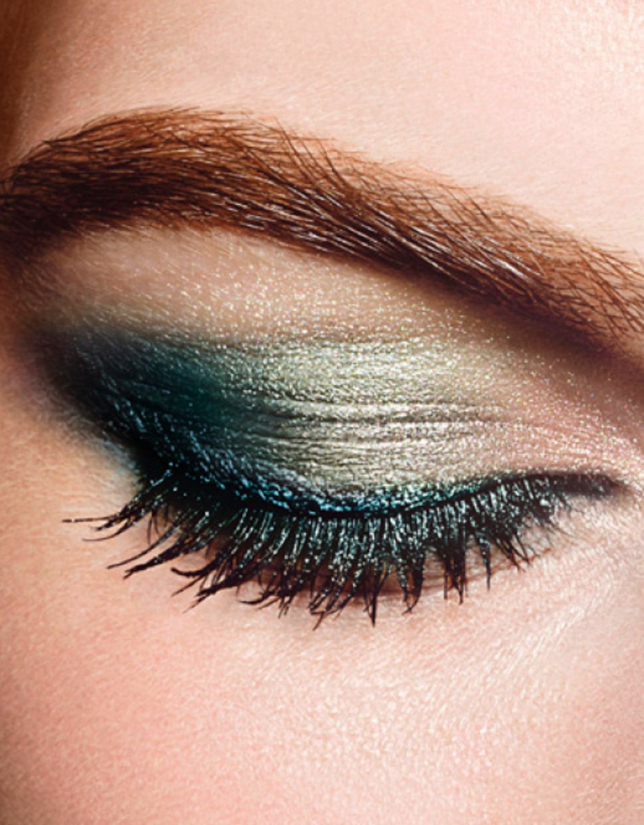 Chanel Eye Makeup Chart: How To Wear Chanel Les 4 Ombres