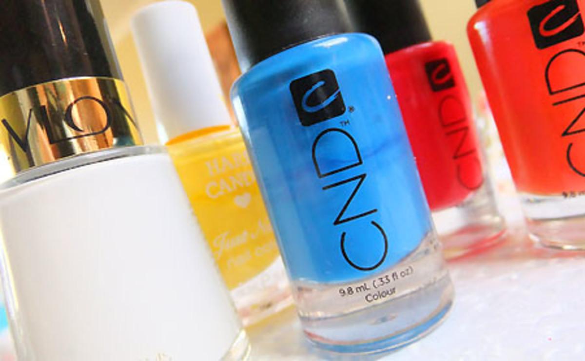 watercolour nails_polish colours