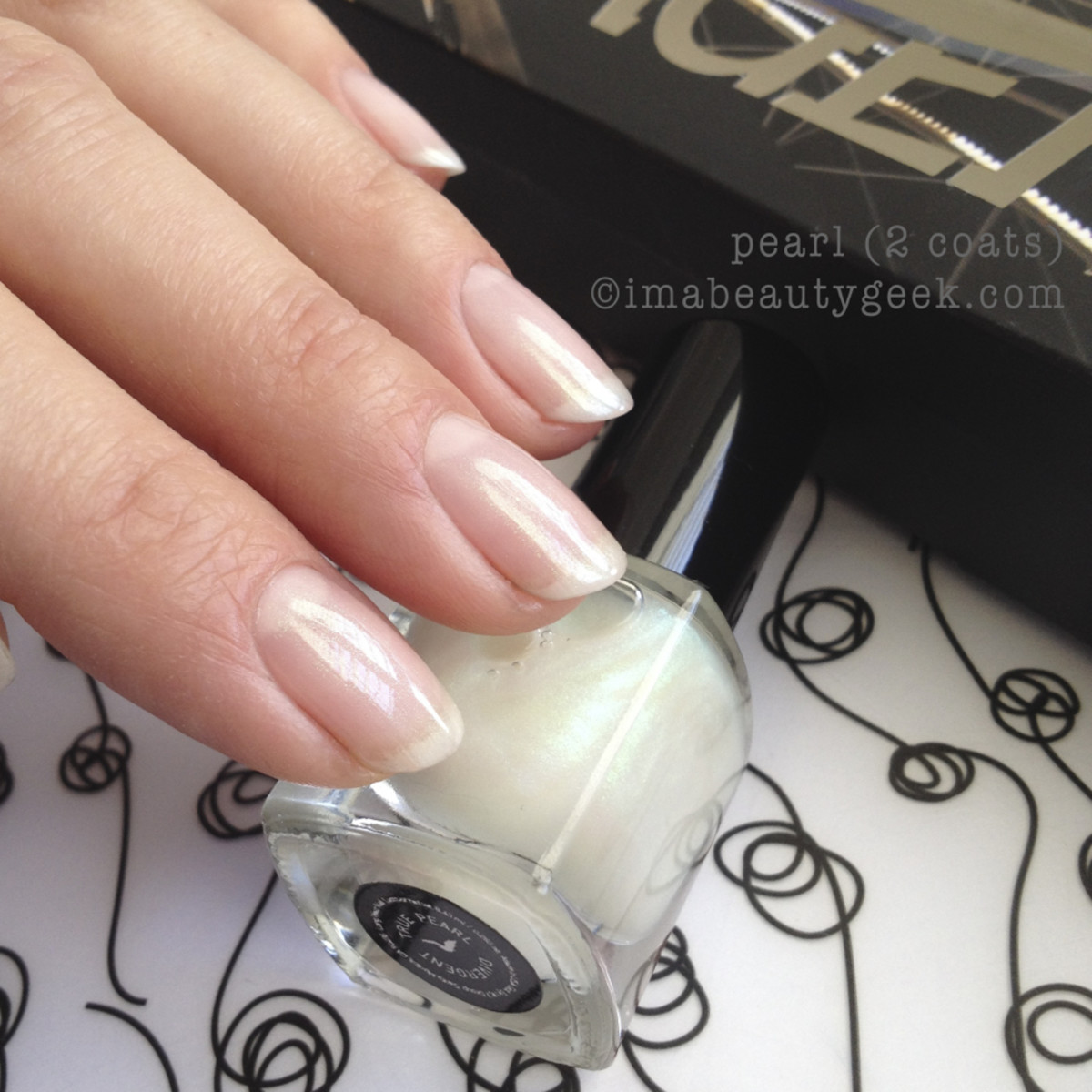Divergent polish Pearl_Divergent Cosmetics
