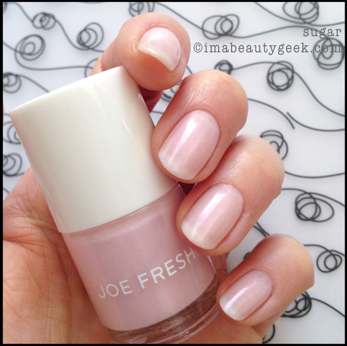 Joe Fresh Polish Sugar