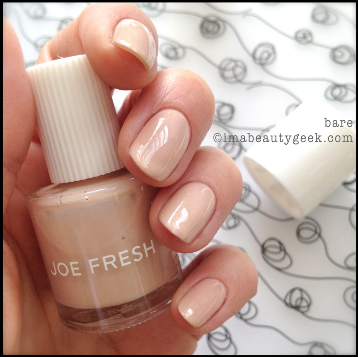 Joe Fresh Polish Bare