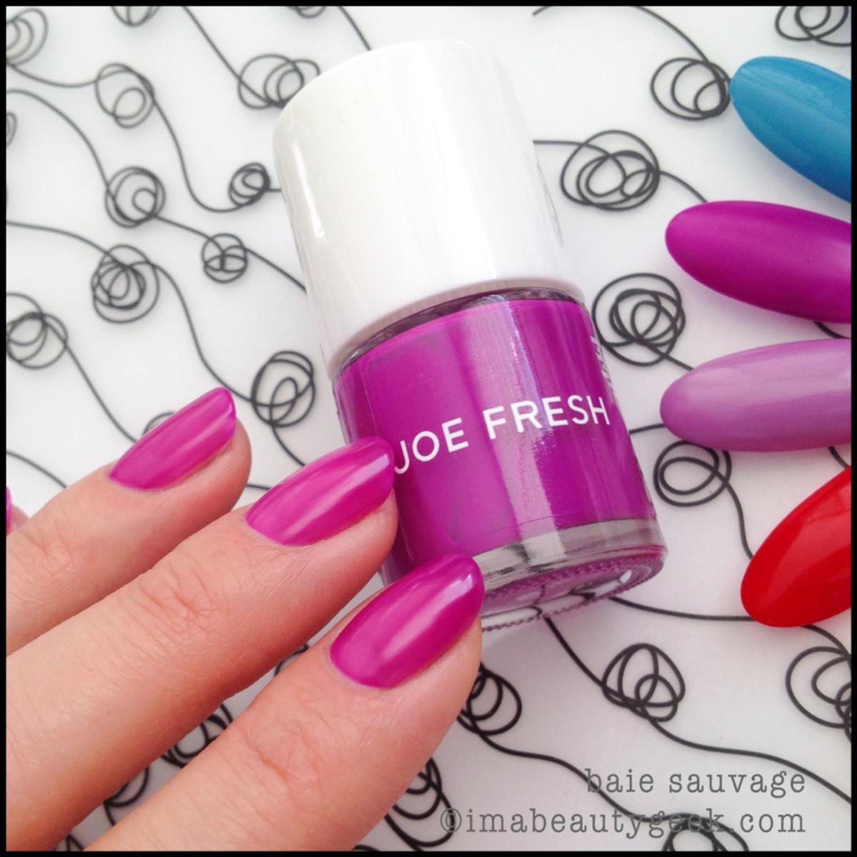 Joe Fresh Polish Baie Sauvage