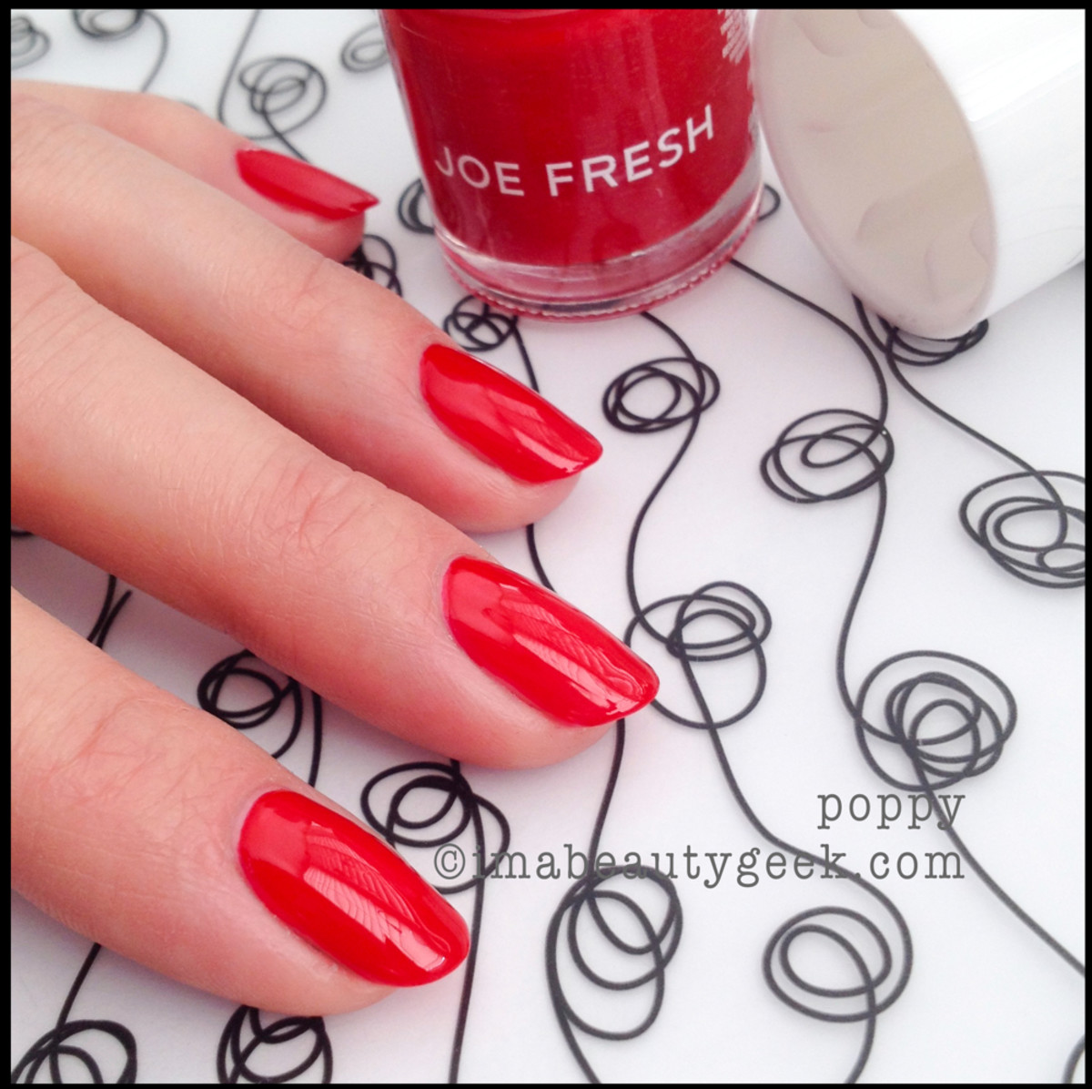 Joe Fresh Polish Poppy