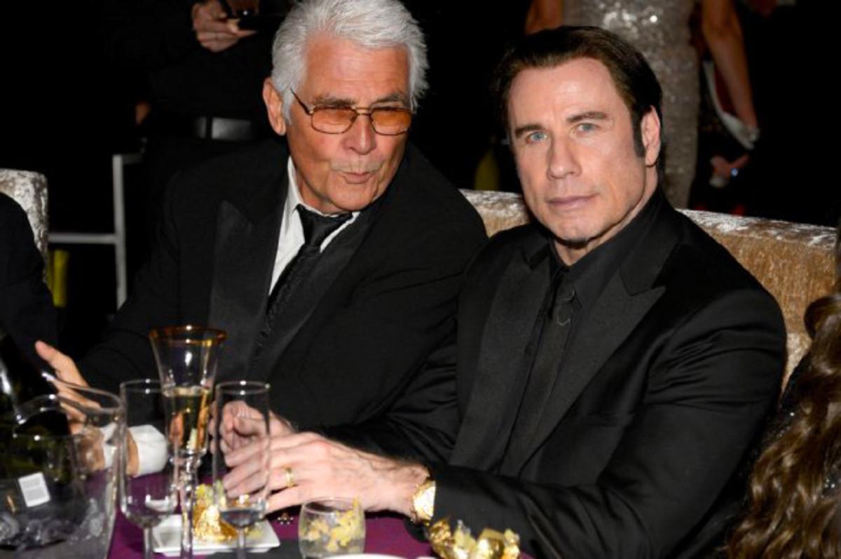 John Travolta_Oscars 2013_post party