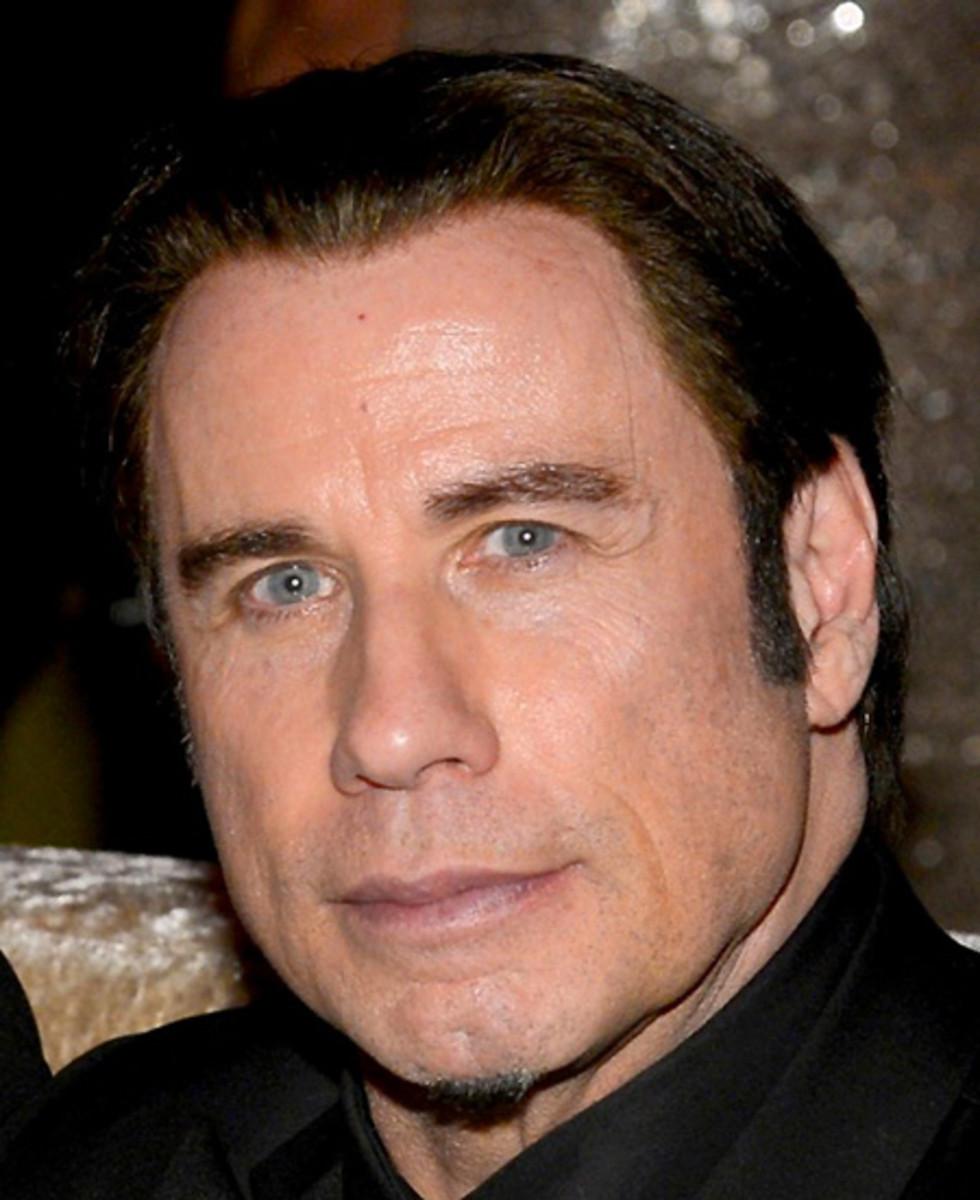 John Travolta_Oscars 2013 afterparty