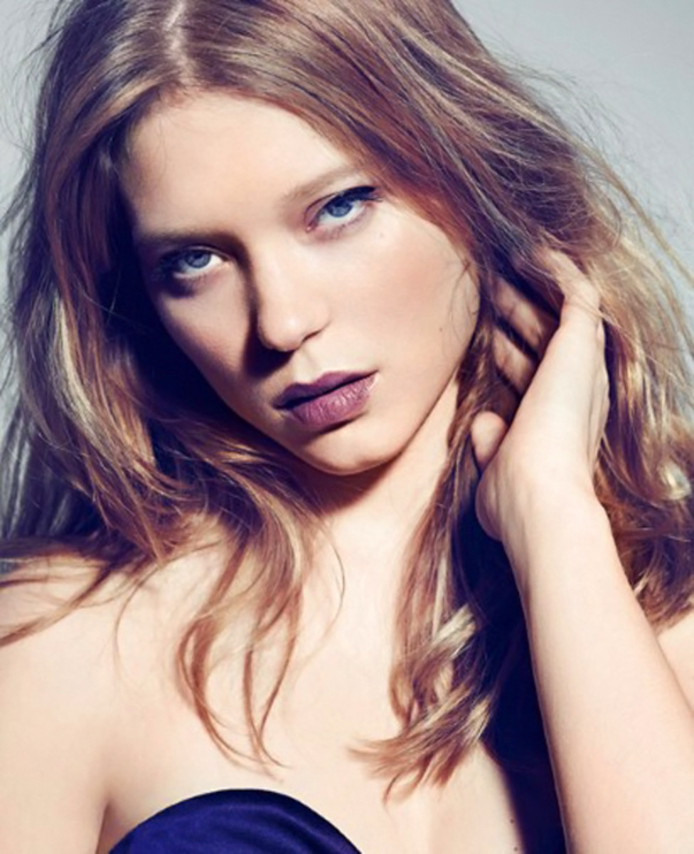 LOreal Paris Professionel Wild Stylers Next Day Hair post_French Girl Hair_Lea Seydoux_colour