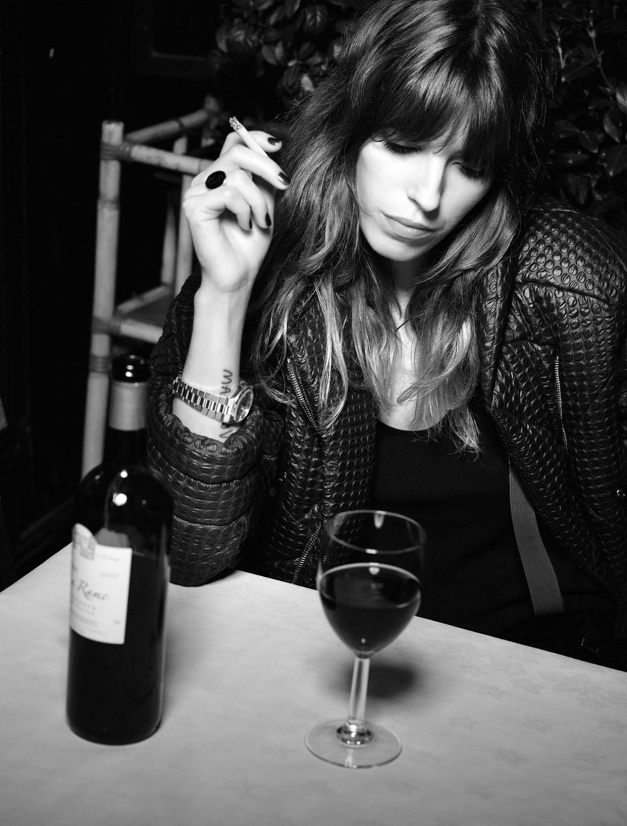 LOreal Professionel Wild Stylers Next Day Hair post_Lou-Doillon for Hogan