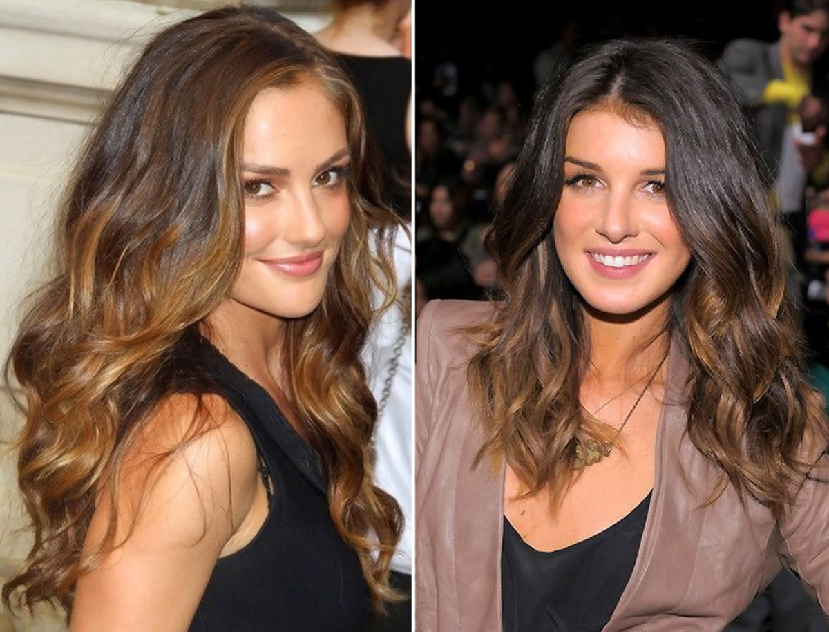Diy ombre a no kit how to for subtle sombre colour beautygeeks diy sombre ombre hair la mother nature solutioingenieria Image collections