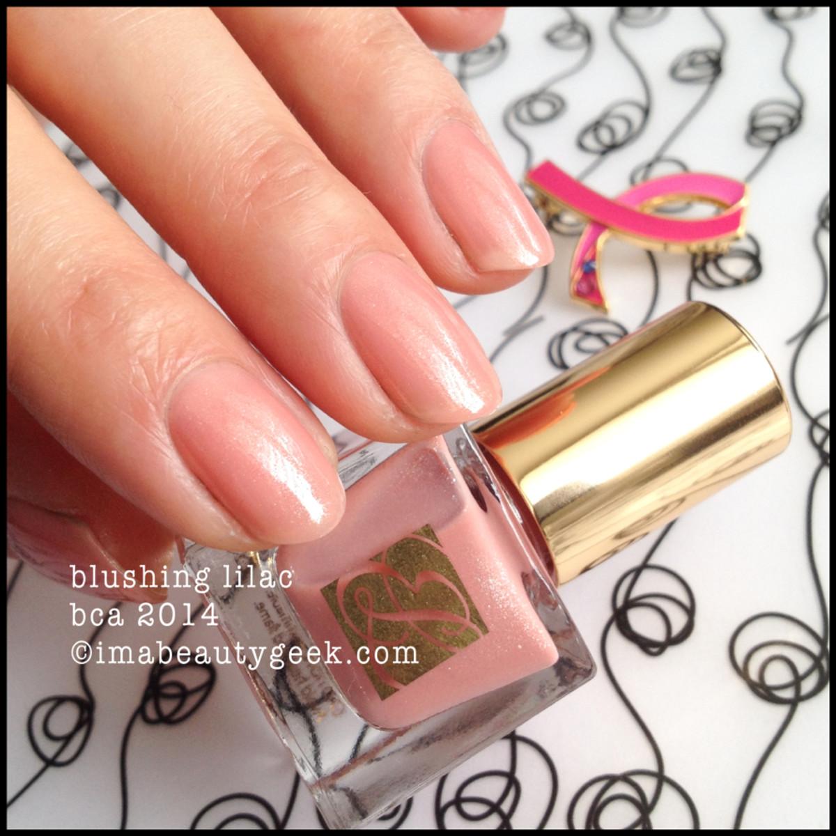 Estee Lauder BCA 2014 Blushing Lilac
