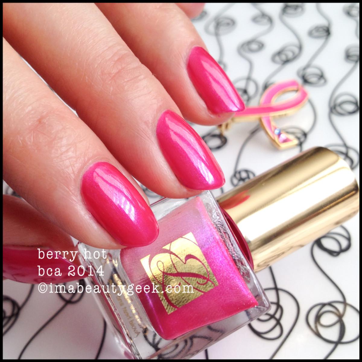 Estee Lauder BCA 2014 Berry Hot