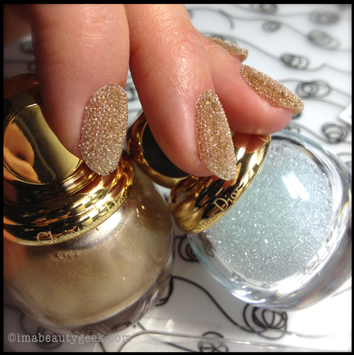 Dior Holiday 2013 Dior Diorific Jewel Manicure Duo 2