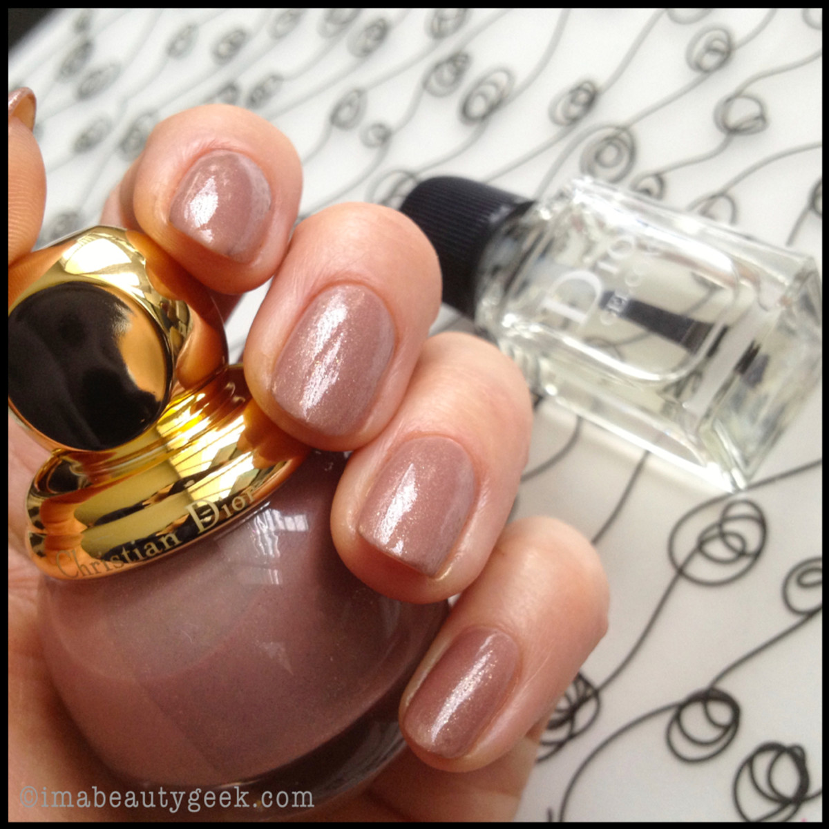 Dior Holiday 2013 Dior Diorific Vernis in Frimas 2