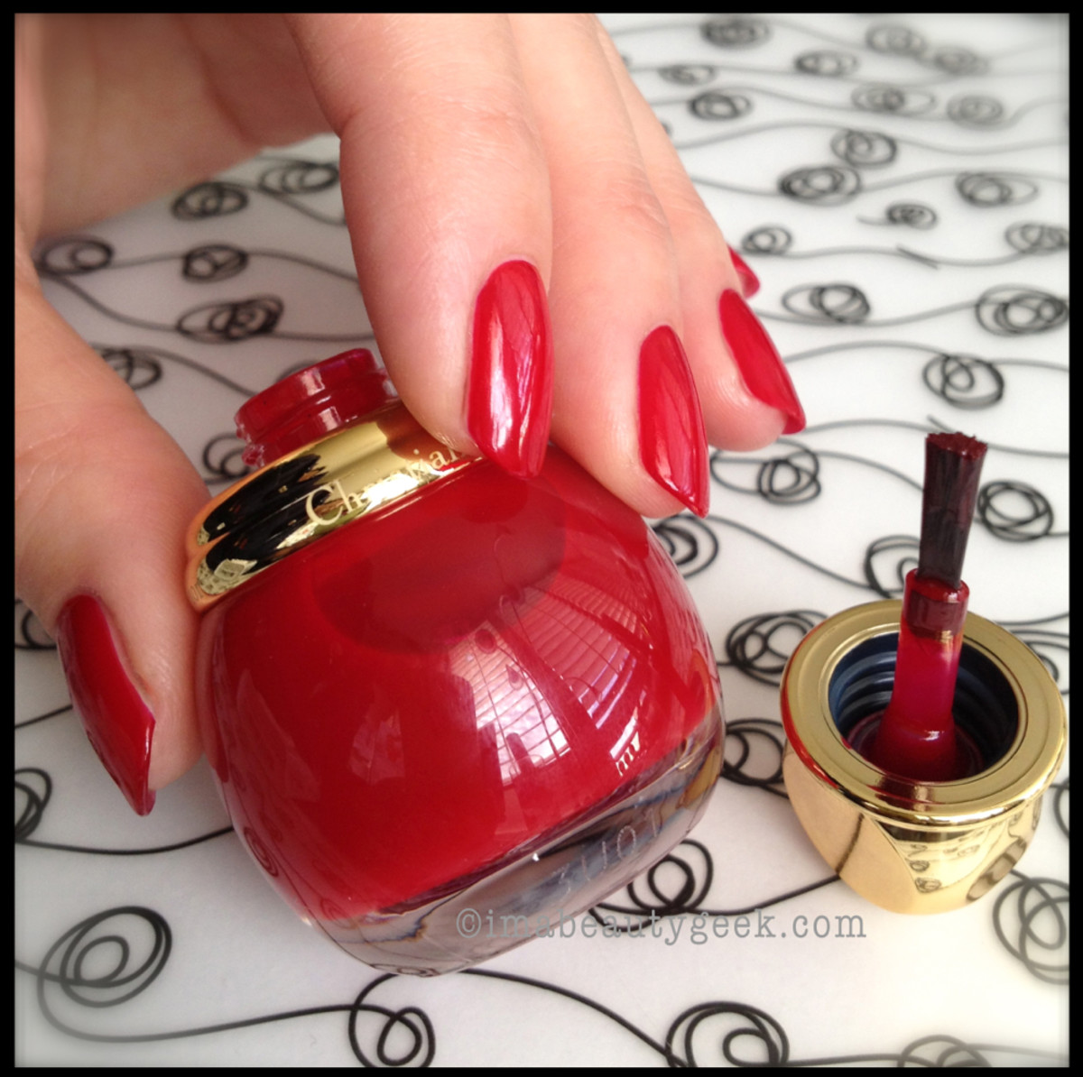 Dior Holiday 2013 Dior Diorific Vernis in Marilyn 2