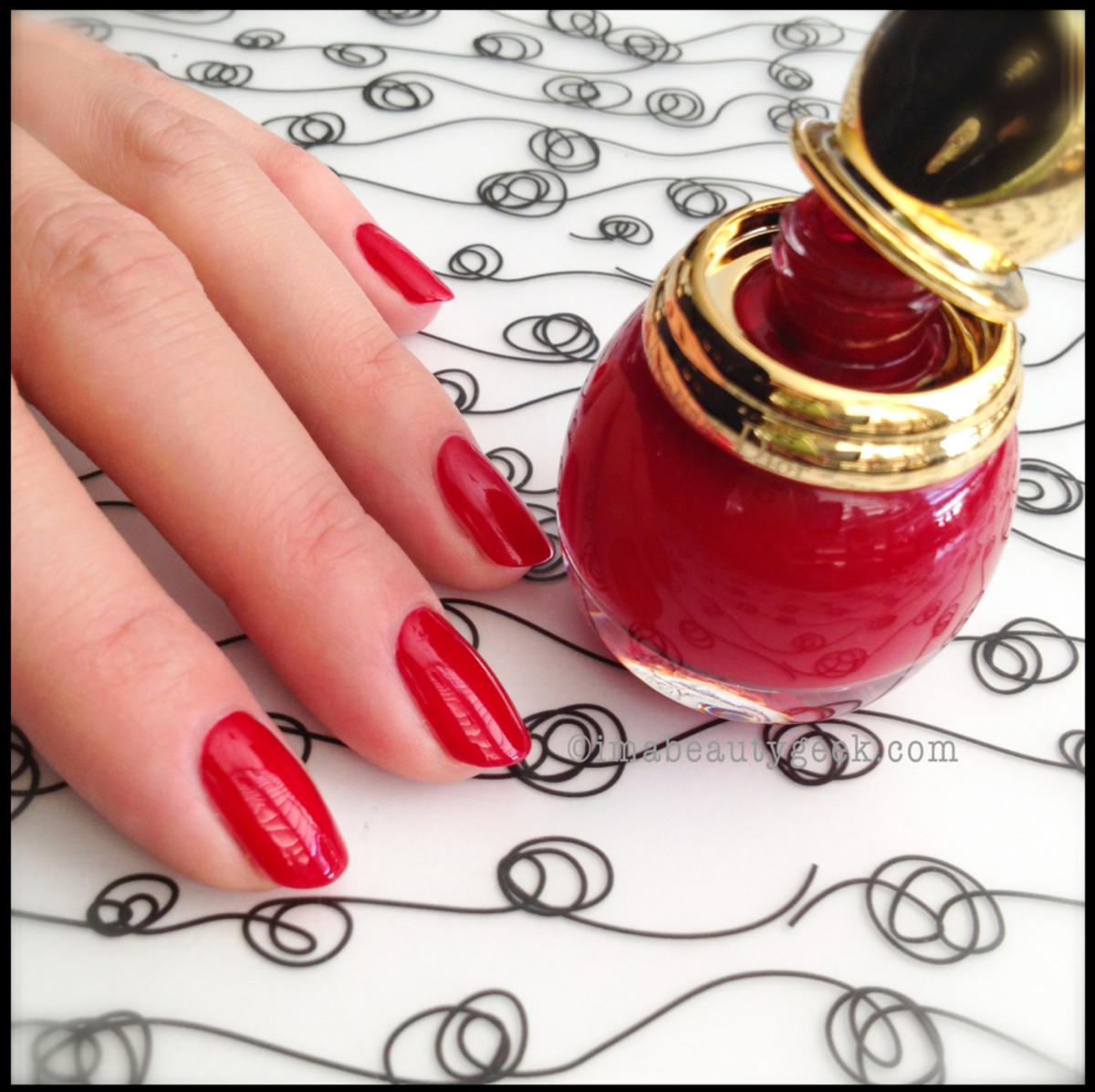 Dior Holiday 2013 Dior Diorific Vernis in Marilyn 1