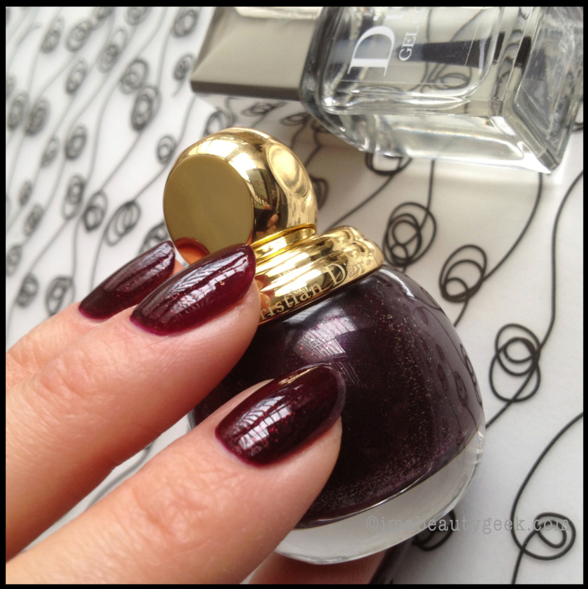 Dior Holiday 2013 Dior Diorific Vernis in Minuit 2
