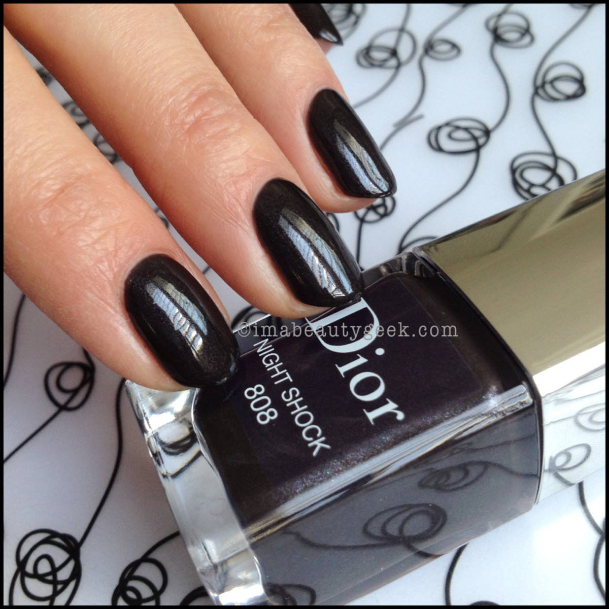 Dior Vernis Night Shock 808